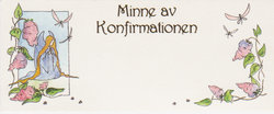 Konfirmationsminne 42107