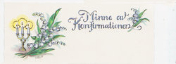 Konfirmationsminne 42117