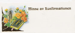 Konfirmationsminne 42135